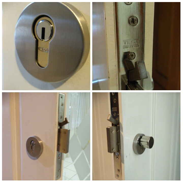 Very Strong and Secure Door Lock installed \u2013 Kuching & Very Strong and Secure Door Lock installed - Kuching - The Fine Lock ...
