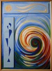 Бедствия - маслена живопис от Fineluart