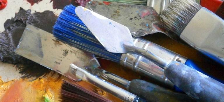 Какво е живопис с маслени бои?