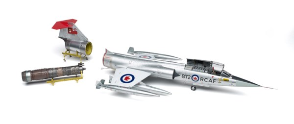 Italeri 1/32 scale F-104 Starfighter | Finescale Modeler ...
