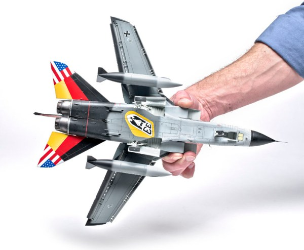 Revell Germany 1/48 scale Panavia Tornado IDS | Finescale ...