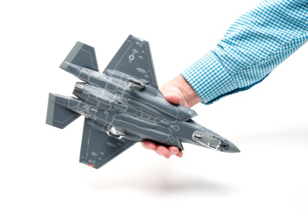 Meng F 35a Lightning Ii Scale Model Aircraft Build Review