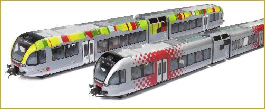GTW 6/2 Ferrovia della Val Venosta