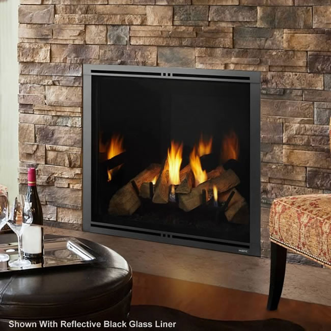 Marquis Ii 42 Inch Clean Face Direct Vent Fireplace By