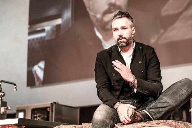 Immer wieder spannend: Talk mit Roland Trettl (Foto: CHEFDAYS)