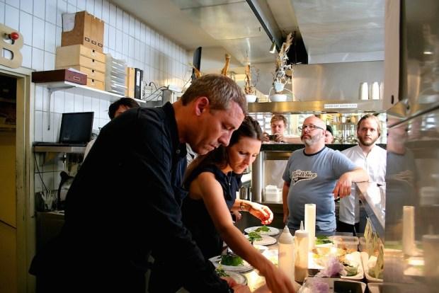 Barbara und Alain sind für mich zwei der beeindruckendsten Charaktere der heimischen Gastronomie
