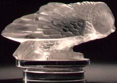 Lalique Owl Mascot