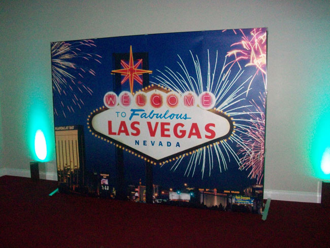 Las Vegas Theme Nights Amp Packages For Hire Finesse Casinos