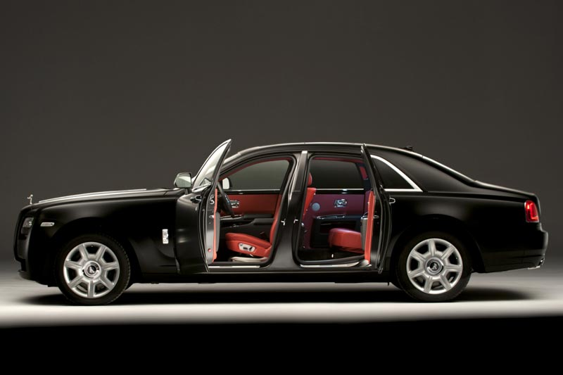 Rolls-Royce Ghost Bespoke - Viele Kunden nutzen die individuelle Personalisierung Ihres Rolls-Royce