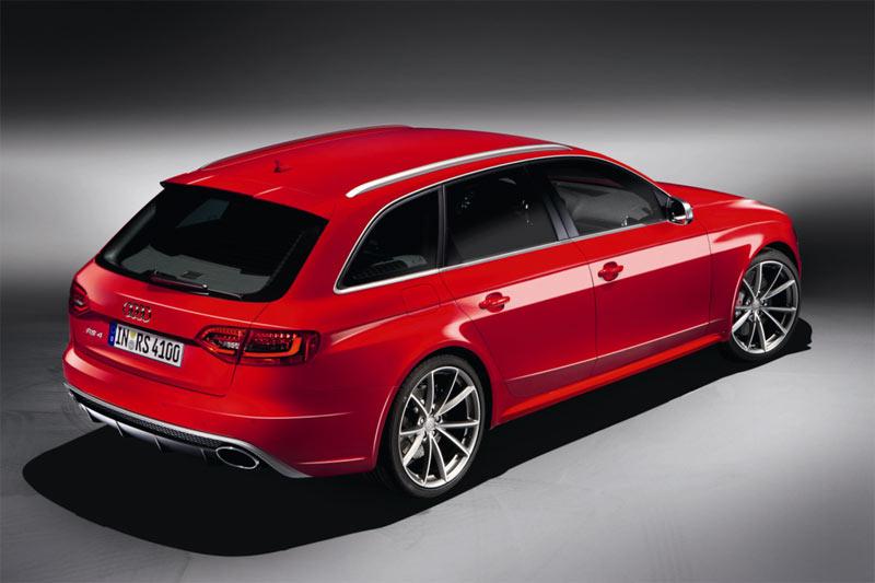 Der sportliche Audi Avant