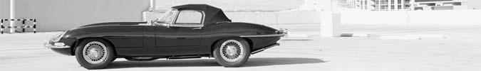 Der Jaguar E-TYPE feiert sein 50jähriges Jubiläum