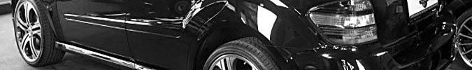 Gebrauchtwagen Mercedes-Benz ML 320 CDI BRABUS zu verkaufen