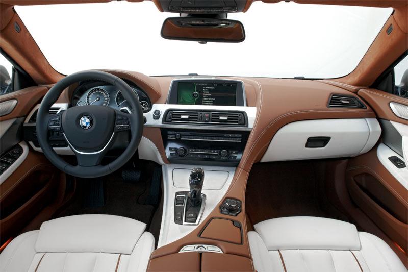 Das BMW 6er Gran Coupé