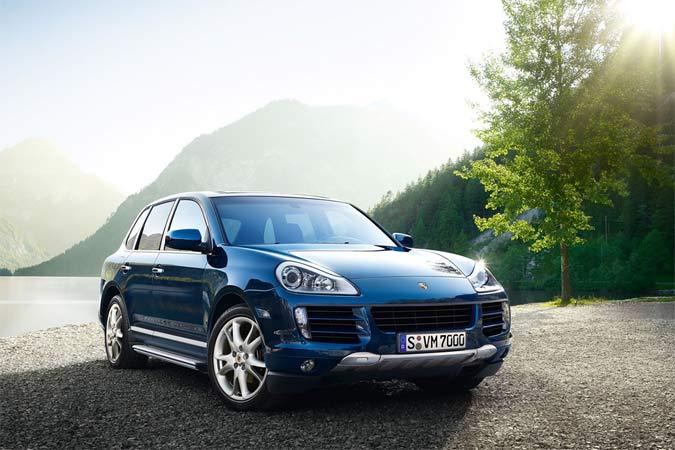 Porsche Cayenne Diesel ist Firmenauto des Jahres in der SUV-Klasse