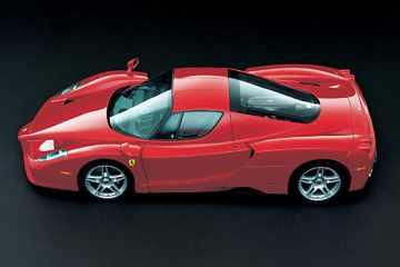 Ferrari Enzo Nachfolger