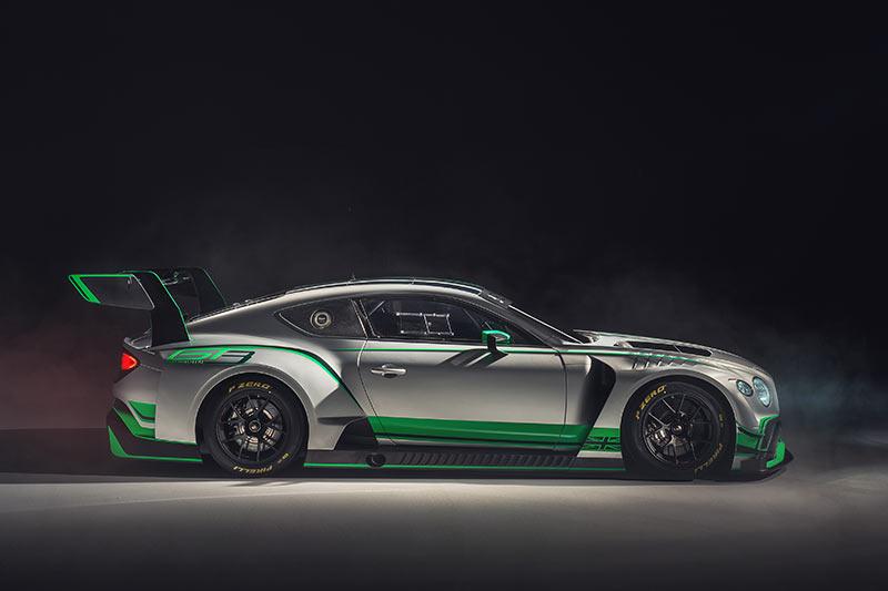 Bentley Continental GT3 Rennwagen