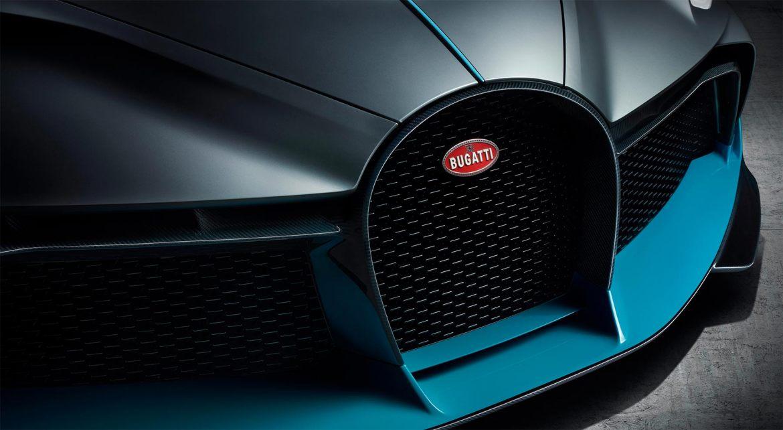 Bugatti Divo Horseshoe