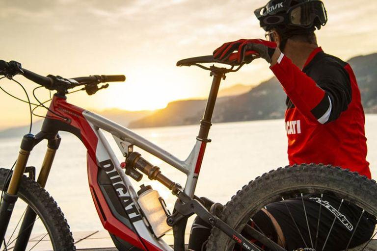 Ducati MIG-RR E-Mountainbike