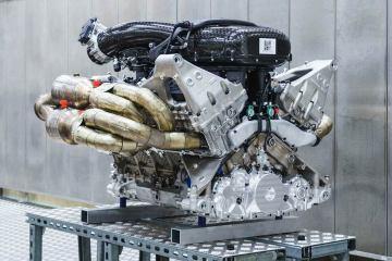 Aston Martin Valkyrie V12