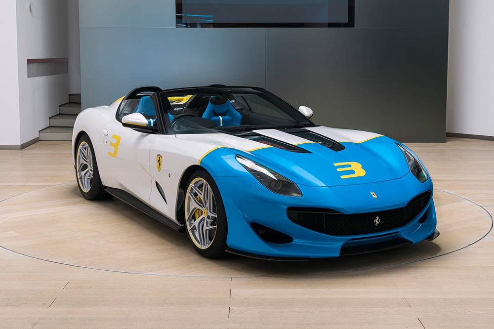 Ferrari SP3JC - One Off