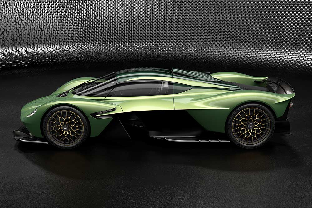 Q by Aston Martin - Designer Specification MANTIS