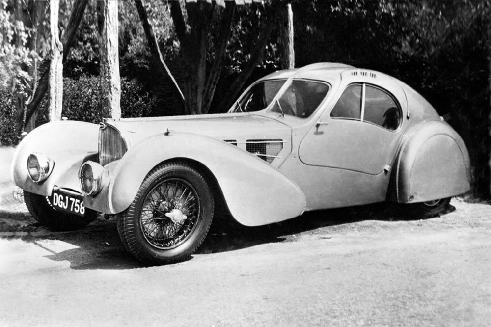 Bugatti Type 57 SC Atlantic Rothschild