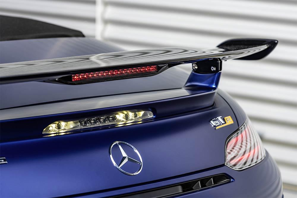 Mercedes-AMG GT R Roadster Heckspoiler