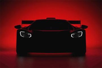Neuer Ford GT Goodwood
