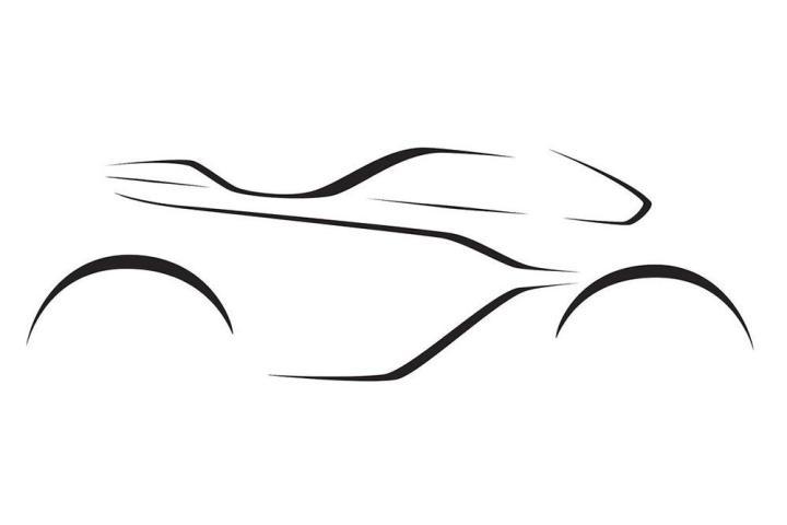 Aston Martin Motorrad