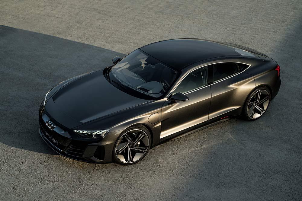 Audi e-TRON - GT