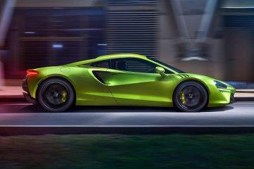 McLaren Artura Hybrid-Supersportwagen