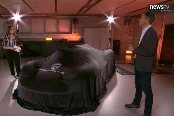 Porsches unbekannte Konzeptfahrzeuge