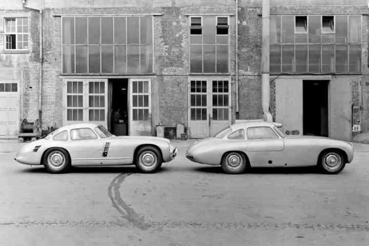 Mercedes-Benz SL Fakten