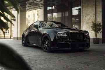 Black Badge Wraith Tuning