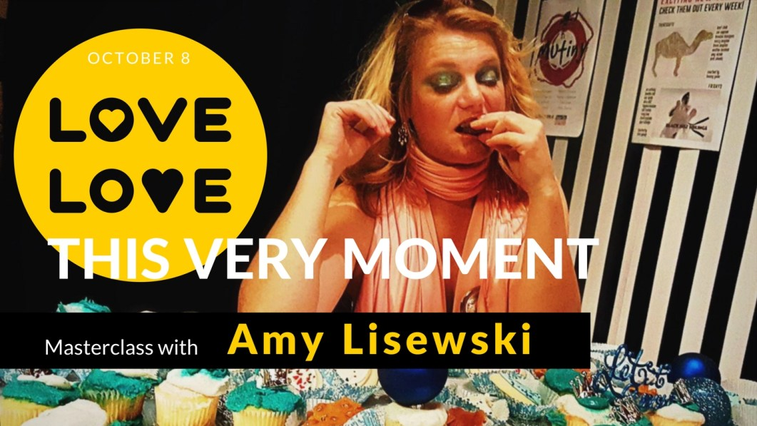 improv workshop with amy lisewski