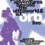 The Orbが初期アルバムをライブ披露
