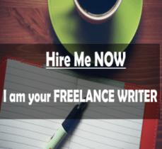 Hire me to write