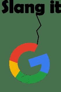 Google slang
