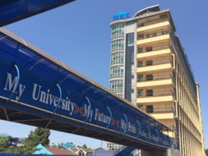 Mount Kenya University ICT centre