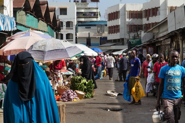 Business ethics in the streets of Mombasa