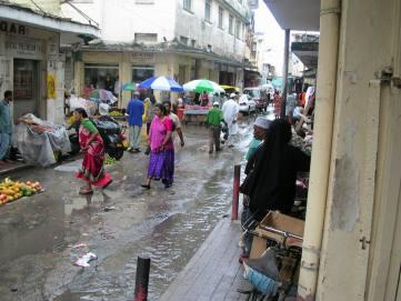 Business along Mombasa streets