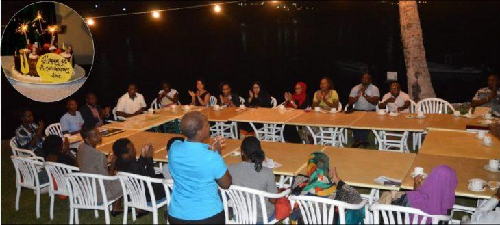 SOS event at Tamarind Hotel