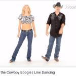 Cowboy Boogie Line Dance Lession