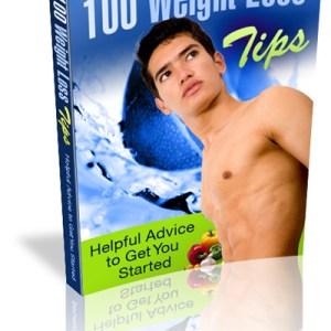 weight loss tips eBook