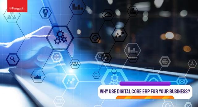 ERP de base numérique