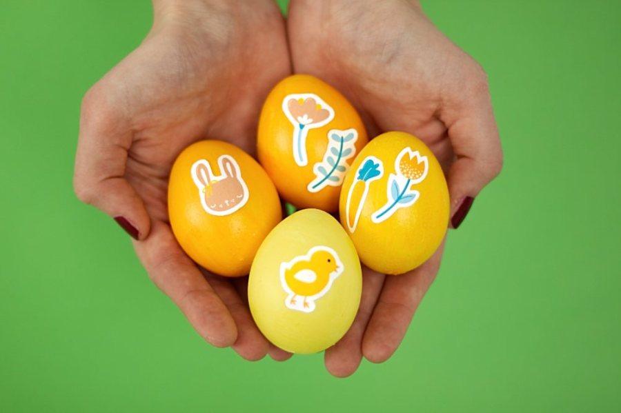 Pinterest Sticker für Ostern