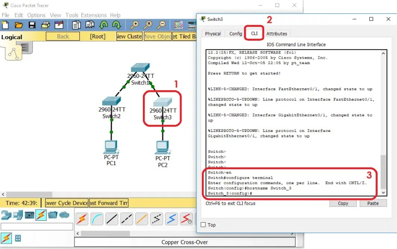 Packet Tracer 8