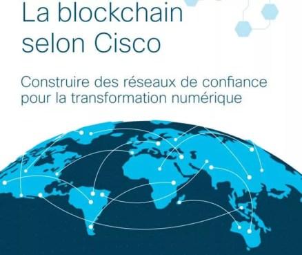 La Blockchain vue par CISCO 2