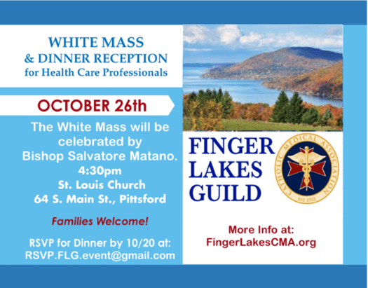 White Mass 2019 Post Card