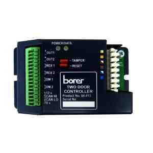 borer two door lock manager controller